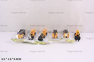 Детская игрушечная машинка «Стройтехника», 258