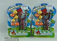 Детская игрушечная рогатка «Angry birds», 688-6, отзывы
