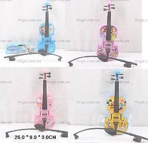 Детская игрушечная скрипка, 369-7B
