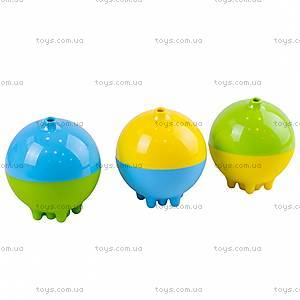 Детская игрушка для ванной плюи, зеленый, 43019, фото