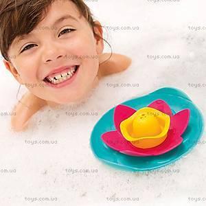 Детская игрушка для ванны - плавающий цветок LILI, 170471, фото