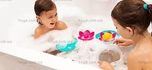 Детская игрушка для ванны - плавающий цветок LILI, 170471, отзывы
