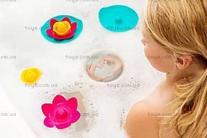 Детская игрушка для ванны - плавающий цветок LILI, 170471, цена