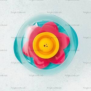 Детская игрушка для ванны - плавающий цветок LILI, 170471, toys.com.ua