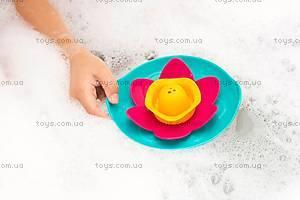 Детская игрушка для ванны - плавающий цветок LILI, 170471, toys