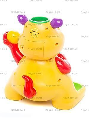 Детская игрушка «Гиппопотам», 049890, купить