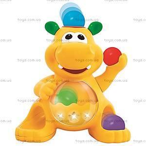 Детская игрушка «Гиппопотам», 049890