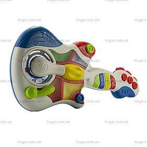 Детская игрушка «Гитара», WD3646, фото