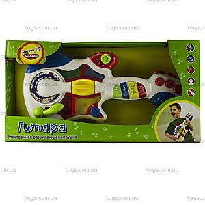 Детская игрушка «Гитара», WD3646, цена