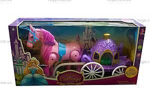 Детская игрушка «Карета для принцессы», 686-713, цена