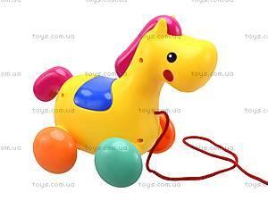 Детская игрушка-каталка «Лошадь», 863, цена