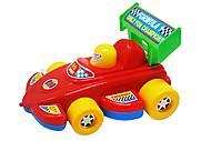 Детская игрушка-каталка «Спортивная машина» ассорти, 06-604, купити