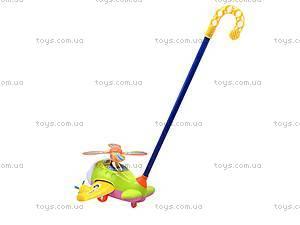 Детская игрушка-каталка «Вертолет», 8615, фото