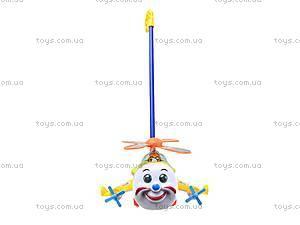Детская игрушка-каталка «Вертолет», 8615, отзывы