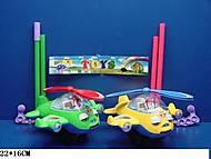Детская игрушка - каталочка вертолет на палочке, 303, отзывы