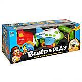 Детская игрушка-конструктор «Самолет и джип», K11866, toys