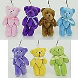 Детская игрушка Мишка на подвеске, 070, купить