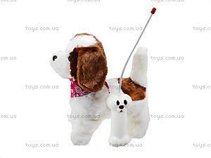 Детская игрушка на радиоуправлении «Собачка», 9698B4, игрушки
