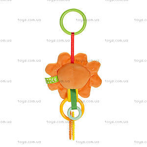 Детская игрушка-подвеска «Лев Рири», LKK0\M, фото