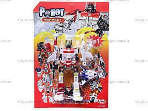 Детская игрушка-робот «Трансформер», 8020, игрушки