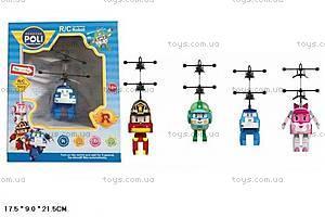 Детская игрушка с запуском Robocar Poli, TL8018A