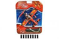 Детская игрушка с запуском «Самолетик», 6363-2, отзывы