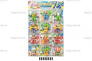 Детская игрушка «Трансформер», 12 штук, 336-38A