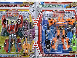 Детская игрушка-трансформер, 303-6, купить