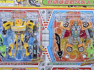 Детская игрушка-трансформер, 303-6, отзывы