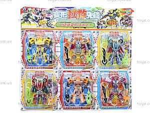 Детская игрушка-трансформер, 303-6, цена