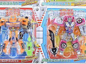 Детская игрушка-трансформер, 303-6, игрушки