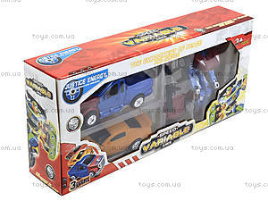 Детская игрушка «Трансформер - машина», TD2023, фото