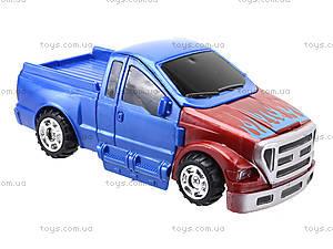 Детская игрушка «Трансформер - машина», TD2023, детские игрушки