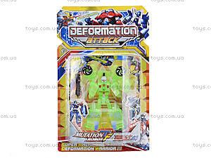 Детская игрушка «Трансформер-машинка», 368, купить