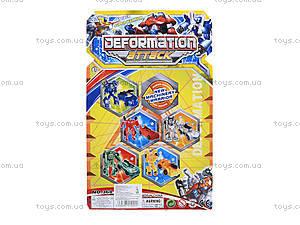 Детская игрушка «Трансформер-машинка», 368, отзывы