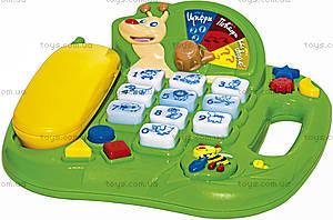 Детская игрушка «Веселый телефон», PT10F