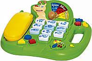 Детская игрушка «Веселый телефон», PT10F, отзывы