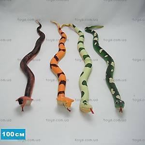 Детская игрушка змея-тянучка, 100см, A034P