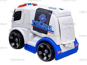 Детская инерционная машина «Полиция», X021-C5, купить
