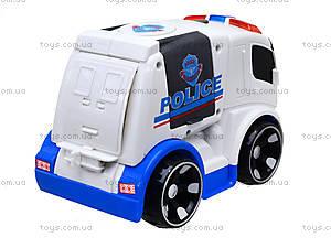 Детская инерционная машина «Полиция», X021-C5, фото