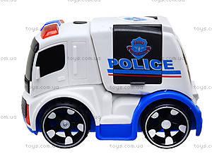 Детская инерционная машина «Полиция», X021-C5, цена