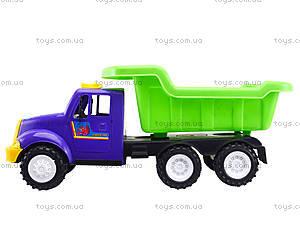 Детская инерционная Машина Самосвал «Дампер», 13-001-80, купить