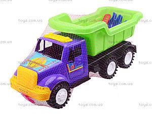 Детская инерционная Машина Самосвал «Дампер», 13-001-80, отзывы