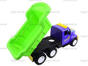 Детская инерционная Машина Самосвал «Дампер», 13-001-80, цена