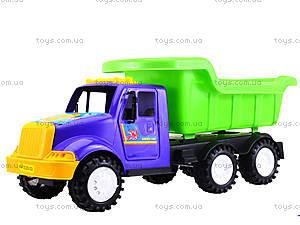 Детская инерционная Машина Самосвал «Дампер», 13-001-80, детские игрушки