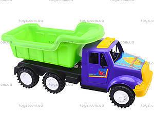 Детская инерционная Машина Самосвал «Дампер», 13-001-80, магазин игрушек
