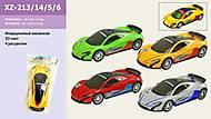 Детская инерционная машинка «Super car», XZ-2131456, купить