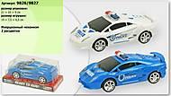 Детская инерционная полицейская машина, 98269827, купить