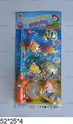 Детская заводная рыбалка «Крохотная рыбалка», 2186A