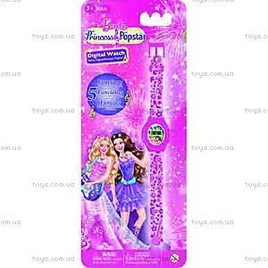 Детские часы Барби «Принцесса и поп-звезда», BERJ6